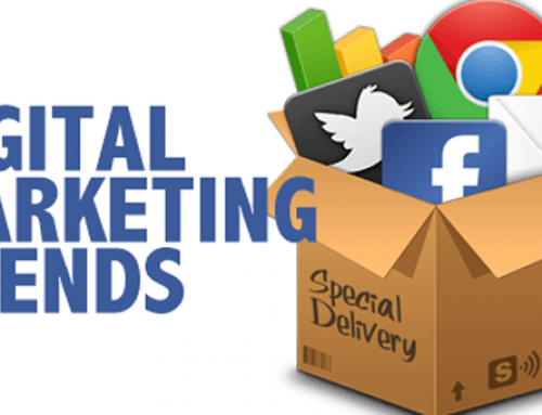 The Digital Marketing Trends of 2019