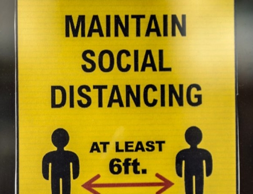 How to Discuss Social Distancing in Marketing Copy